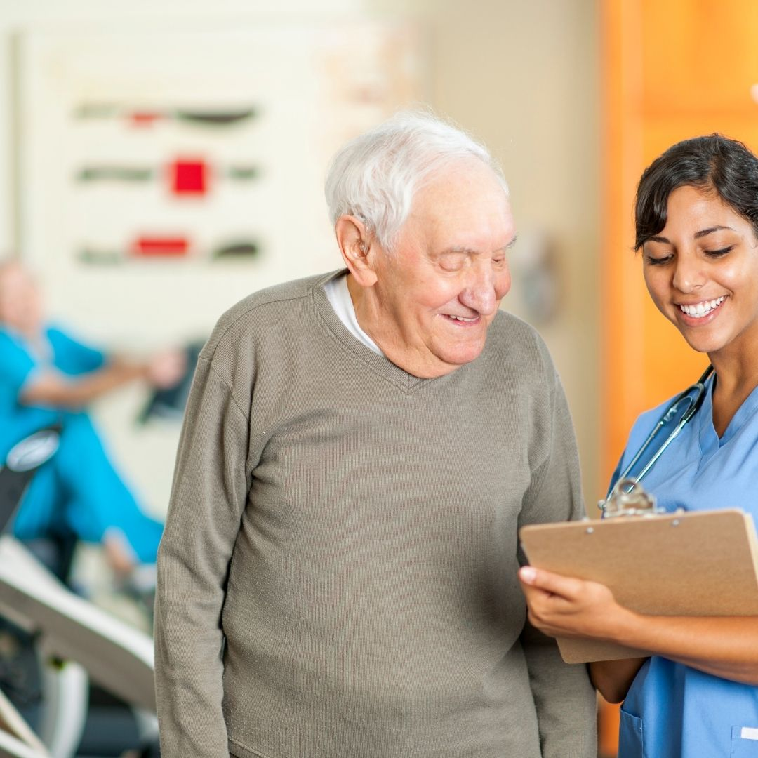 home health consultant